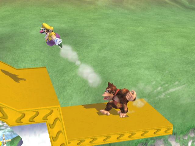 Project M - Donkey Kong